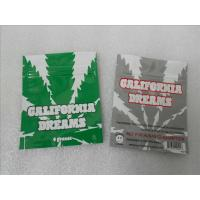 Wholesale Customized Herbal Incense Packaging with Tear Notch, Zip Lock from china suppliers