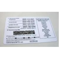 Wholesale Scratch off cards / scratch ticket from china suppliers