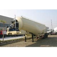 Wholesale 39cbm Dry Bulk Tank Trailer For Talcum Powder , Cement Coal Delivery from china suppliers