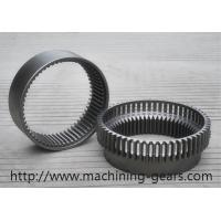 Wholesale High Precision Reducer Parts Steel Internal Ring Gear 20mm - 2200mm from china suppliers