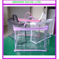 Wholesale Pvc bag for bed sheet,  pvc bed sheet bag with handle from china suppliers