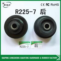 Quality Rubber Hyundai Engine Mount Hyundai Excavator Spare Parts For Excavators R225-7 for sale