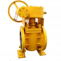 Quality Plug Valve On/Off sevice by Non Lubricated As ACC/ASME B16.34 Class 600 Lbs for sale