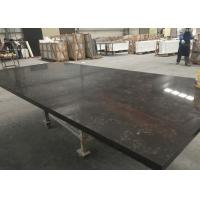 "Wholesale Black Marble Looking Quartz Slab Countertops Wall Backsplash 108"" X 28"" Size from china suppliers"