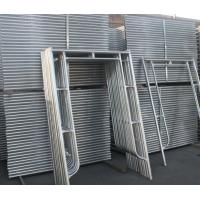 Wholesale Construction Galvanized H Frame Scaffolding for Sale from china suppliers
