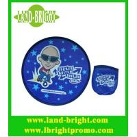Wholesale promotional nylon foldable frisbee  from china suppliers