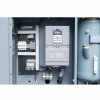 Buy cheap Direct Drive Rotary Screw Air Compressor 55kw Industrial Screw Compressors from wholesalers