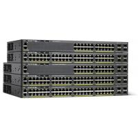Wholesale FCC High Speed Network Gigabit Switch Stackable Layer 2 WS-C2960X-24PS-L from china suppliers