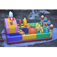 Wholesale Cheer Amusement Animal Themed Giant Inflatable Playground for Children CE-certificated from china suppliers