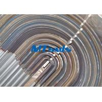 Wholesale 1 Inch TP321 / 321H Stainless Steel Heat Exchanger U Bend Welded Tube For Chemical Industry from china suppliers