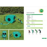 Wholesale Garden auto rewind / Retractable Water Hose Reel wall mounted 10m from china suppliers