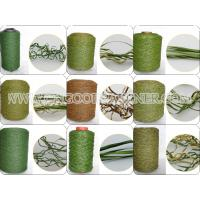 Wholesale Landscape Artificial Grass Yarn / Customerized Colors Pet Synthetic Grass from china suppliers