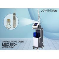 Wholesale KES Beauty Clinic Use Co2 Fractional Laser Machine For Scar Acne Removal MED-870+ from china suppliers