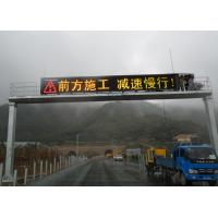 Wholesale Electronic Fixed Centers Full Color Traffic Led Display Convenient Maintenance from china suppliers