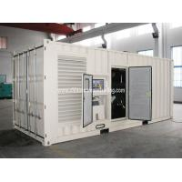 Wholesale 20HQ container diesel generator from china suppliers