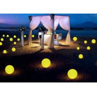 Wholesale Illuminated Outdoor Plastic Ceiling Led Ball Light Automatically Color Changing from china suppliers