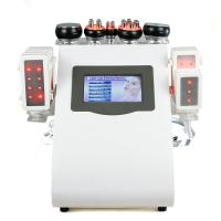 Wholesale Economic 8 Paddles LASER LIPO  Machine with Cavitation / VACUUM RF / infrared from china suppliers