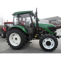 Wholesale 95.6kw Power Small Diesel Garden Tractors With Diesel Engine Dry Dual Stage Type from china suppliers