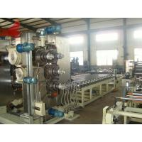 Quality 450 Mm X 1350 Mm Six Roll PVC Calender Machinery For Pvc Calendering Process for sale