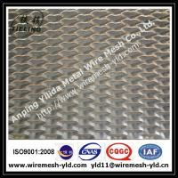 Wholesale 4.0mm thick galvanized special expanded metal sheet,expanded wire mesh for walkway from china suppliers