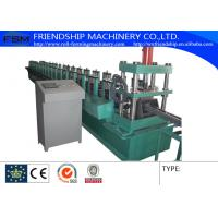Wholesale 1.0-2.0mm Thickness 4 - 6m/min Speed Shelf Rack Roll Former Machine with 15 Forming Station from china suppliers