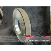 Wholesale D750mm resin diamond grinding wheel for HVOF coatings-julia@moresuperhard.com from china suppliers