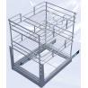 Buy cheap Kitchen Basket|Drawer Basket|Pull Out Basket|Kitchen Rack|Kitchen Shelf B-25|B-30|B-35 from wholesalers