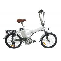 Wholesale 36V / 8Ah li-ion battery Folding Electric Bike Shimano outer 7 gears from china suppliers