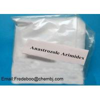 Wholesale Anastrozole Arimidex Cancer Treatment Steroids For Building Muscle CAS 120511-73-1 from china suppliers