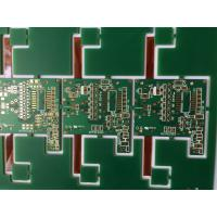 Wholesale Custom Rigid Flexible PCB Board Assembly Gold Finishing RoHS from china suppliers