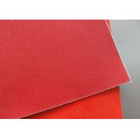 Wholesale Non - Stick Double - Sided Silicone Coated Fiberglass Cloth High Temperature Resistance from china suppliers