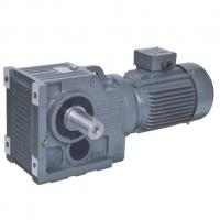 Buy cheap K series helical-bevel gear reductor from wholesalers