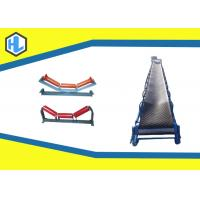 Wholesale Motorized Straight Cleated Belt Conveyor Machine , Industrial Conveyor Belts from china suppliers