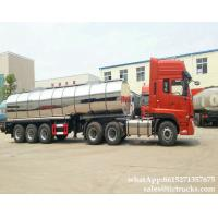 Wholesale 200000L-33000L DRZ9400GYW Ammonium nitrate tank truck trailer factory WhatsApp:8615271357675 from china suppliers
