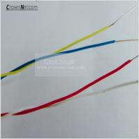 Wholesale Telephone Jumper Cable 0.5mm PVC Jacket Blue/Yellow Red/White Bare Copper/ Tinned Copper from china suppliers