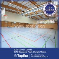 Wholesale 2015 Hot Sale Top Quality Pvc/Vinyl Badminton Sports Flooring from china suppliers