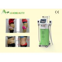 Wholesale Fat Freezing Cryolipolysis Weight Loss Machines With Cavitation And RF Handle from china suppliers