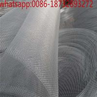Wholesale 18x16 Aluminium Wire Mesh/Aluminum Window Screen/Aluminum Mosquito Net/aluminum wire mesh from 100% factory from china suppliers