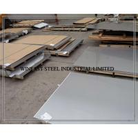 Buy cheap Cold Rolled 3mm Stainless Steel Sheet ASTM A240 EN10204-3.1 301 / UNS S30100 from wholesalers