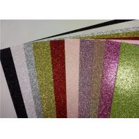 Buy cheap Multi Color Glitter Card Stock Paper , 300gsm Or 200gsm A4 Glitter Card from wholesalers