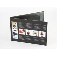 Wholesale Invitation LCD Video Brochure , Mailable 3D lcd greeting card Custom LCD Display from china suppliers