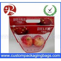 Wholesale Food Grade commercial food packaging bags for Fresh strawberry from china suppliers