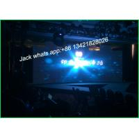 Wholesale Large LED Advertising Display Screen P6 For Indoor Stage Background from china suppliers