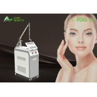 Wholesale PigmentsLaser Tattoo Removal Machine , q-switch nd yag laser 532nm 1064nm 1320nm from china suppliers