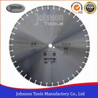 """Wholesale Diamond Cut Saw Blades  24""""  , Road Saw Blade With TC Protection Segment from china suppliers"""