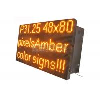 Wholesale 1R1G1B Single Color Led Display With Different Version OEM Available from china suppliers