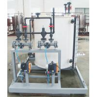Wholesale sodium hypochlorite Dosing Pot For Chilled Water System from china suppliers