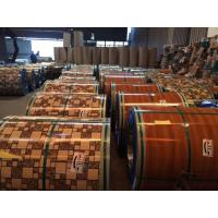 Wholesale ASTM A755M/A653M Colour Coated Steel GI GL roll Apply To Corrugated Plate China mill from china suppliers