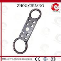 Wholesale 149mm Superior Quality Double-End Aluminum Lock Hasp from china suppliers