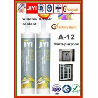 Quality promotiona hot sale neutral GP silicone sealant for basic caulking and bonind wide usage for sale